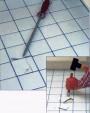 Ремонт плитки: как заменить поврежденный фрагмент на полу