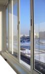 Виды остеклений лоджий и балконов