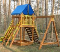 Несколько советов по оборудованию и оформлению детской площадки